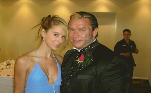 Lee Priest Daughter