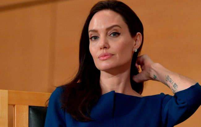 Angelina Jolie Responds to False and Upsetting Audition Story