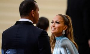 Jennifer Lopez Says Happy Birthday to Alex Rodriguez