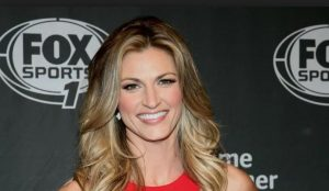 Erin Andrews Bio, Height, Weight, Age & Net Worth