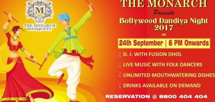 Bollywood Dandiya Night 24 September 2017