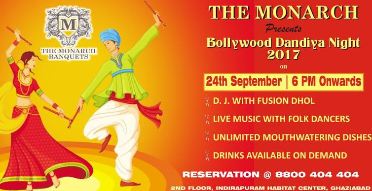 Bollywood Dandiya Night 24 September 2017