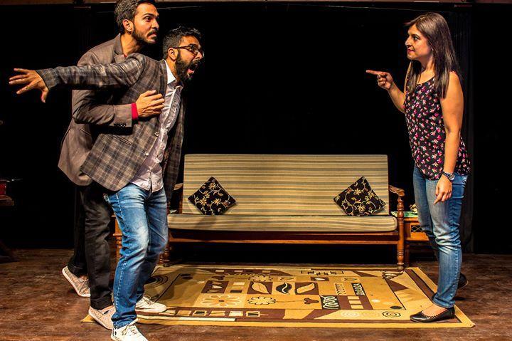 Comedy Play Pyaar Ne Punch Maara 16 September 2017