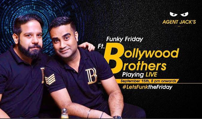 Funky Friday ft. Bollywood Brothers