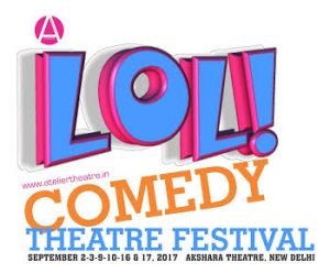 LoL Comedy Theatre Festival Organized by Atelier Theatre