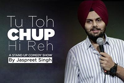 Tu Toh Chup Hi Reh by Jaspreet Singh