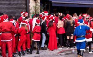 Official SantaCon Day Party 2018