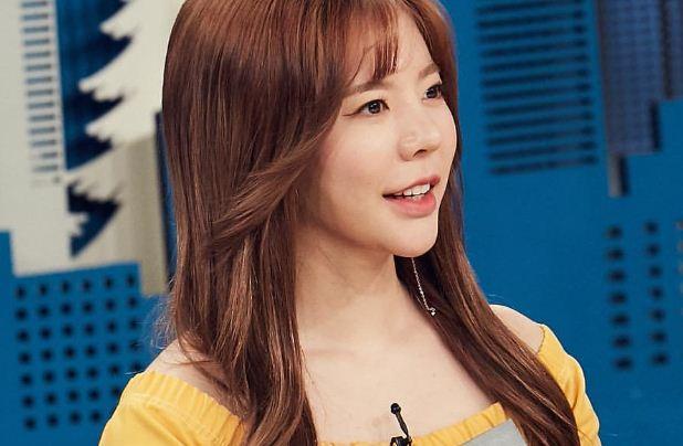 Sunny South Korean Singer