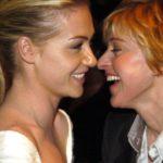 Ellen DeGeneres with her wife Portia de Rossi