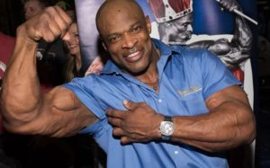 Ronnie Coleman Height, Age, Weight, Body Measurements, Net Worth