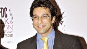 Wasim Akram Height