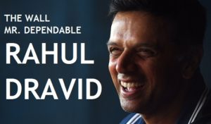 Rahul Dravid Height