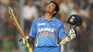 Sachin Tendulkar Height