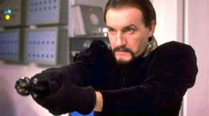 Anthony Ainley Height