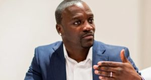 Popular Singer Akon Height