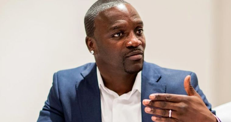 Popular Singer Akon Height