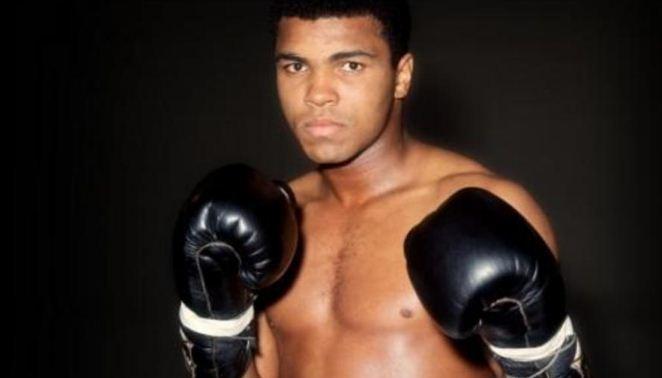 Muhammad Ali Height