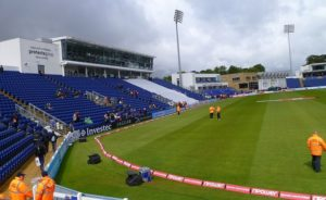 Sophia Gardens Cricket Ground