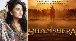Indian Movie Shamshera