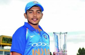 Prithvi Shaw Height - How Tall is Prithvi Shaw