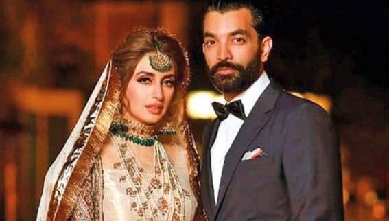 Who is Iman Ali Husband?