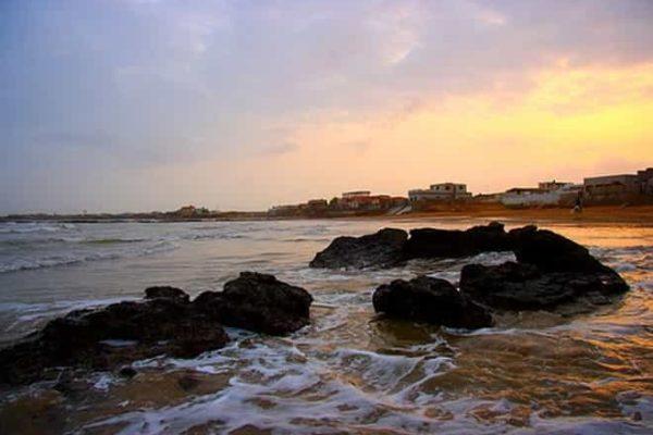 Beaches in Karachi