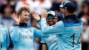 England Thrashed Defending Champions Australia