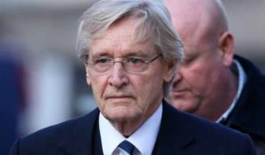 William Roache Height