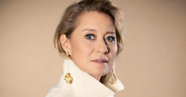 Trine Dyrholm Height
