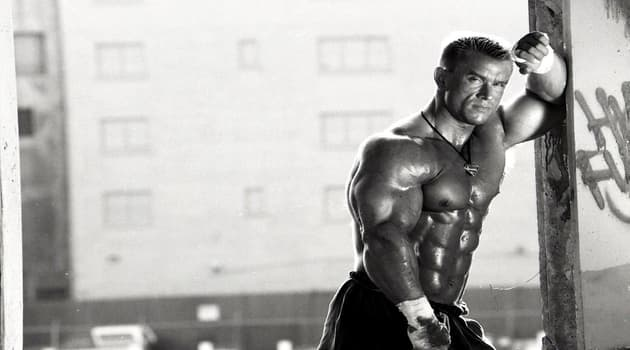 Lee Priest Age, Height, Weight, Arm Size, Wife, Daughter, Net Worth