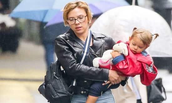 Scarlett Johansson daughter